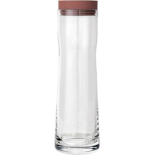 Karafka na wodę 1 Litr Splash Blomus różowa zatyczka (B63781), 63781