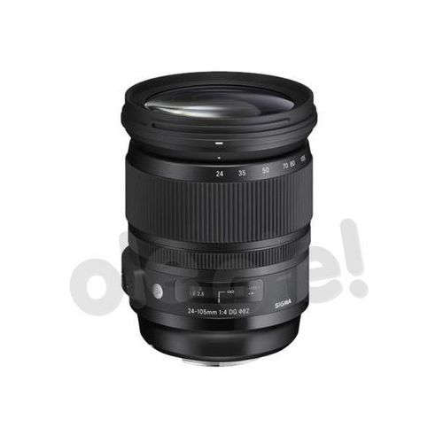 Sigma AF 24-105mm f/4 DG OS HSM Canon - produkt w magazynie - szybka wysyłka!