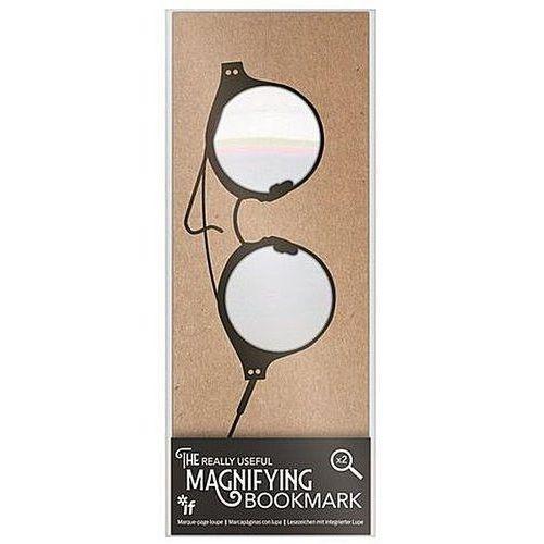 Magnifying bookmark Zakładka do książki lupa (5035393367015)