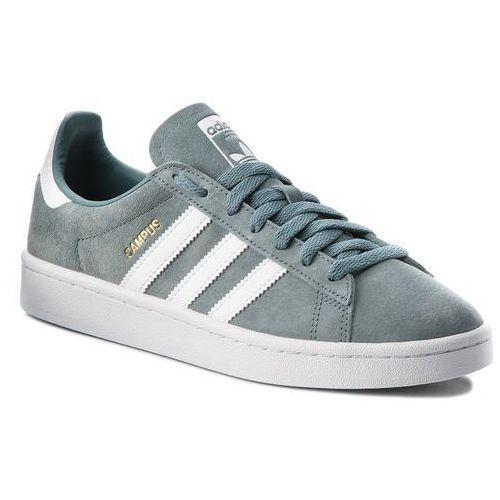 Buty adidas - Campus B37822 Rawgrn/Ftwwht/Crywht, w 3 rozmiarach