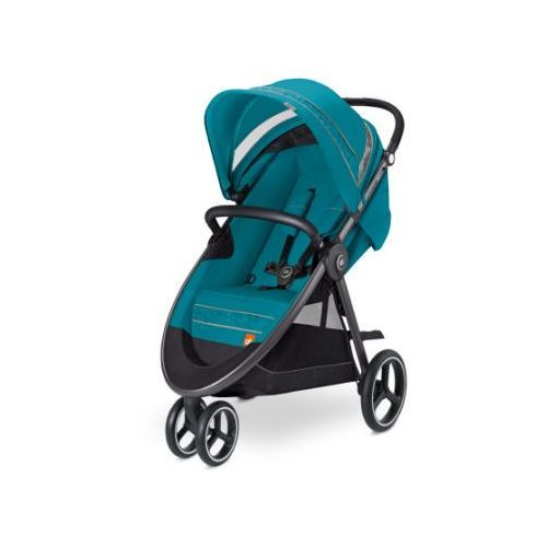 gold wózek spacerowy sila 3 capri blue-turquoise marki Gb