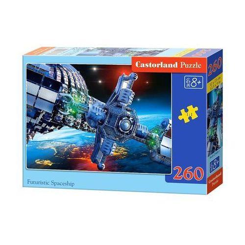 Castor 260 ELEMENTÓW Statek kosmiczny (5904438027408)