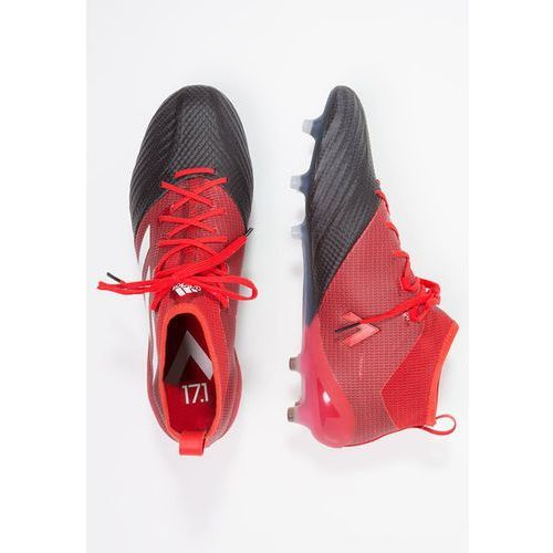 adidas Performance ACE 17.1 PRIMEKNIT FG Korki Lanki red/white/core black