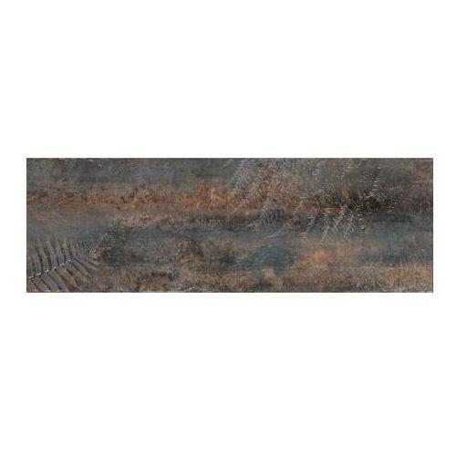 Paradyż Dekor kalahari 25 x 75 cm rust b