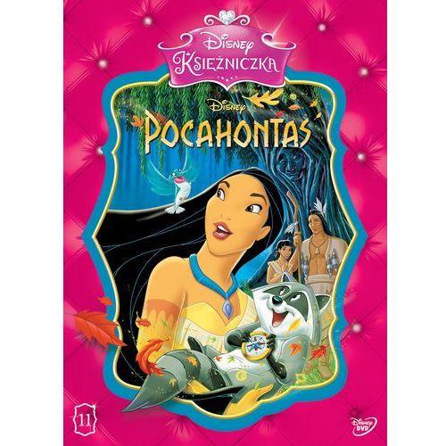 Disney księżniczka. pocahontas [dvd] marki Galapagos