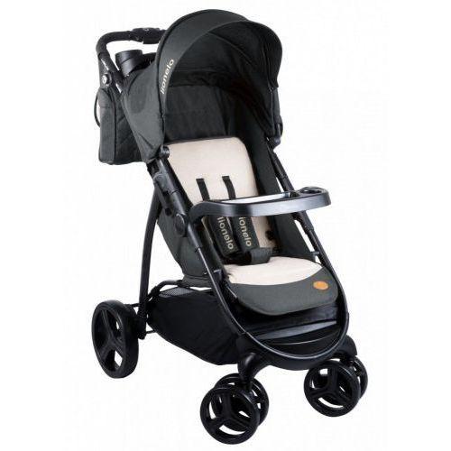 Lionelo wózek spacerowy elise dark grey - darmowa dostawa!!! (5902581651723). Najniższe ceny, najlepsze promocje w sklepach, opinie.