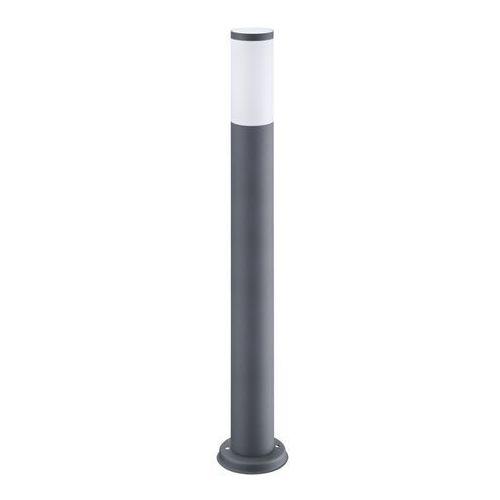 Polux Lampa zewnętrzna oslo sg1041-100gy inox szara.