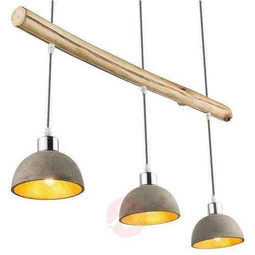 Globo 15248-3 jebel lampa wisząca 3xe27 40w marki Globo lighting