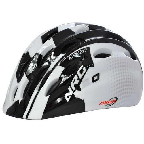 Kask rowerowy axer sport krezo white (rozmiar s) marki Axer bike