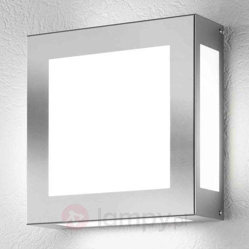 Cmd creativ metalldesign gmbh Lampa ścienna zewnętrzna legendo bez czujnika