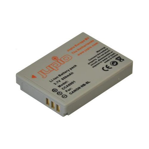 Akumulator JUPIO CCA0001 Canon NB-5L, CCA0001