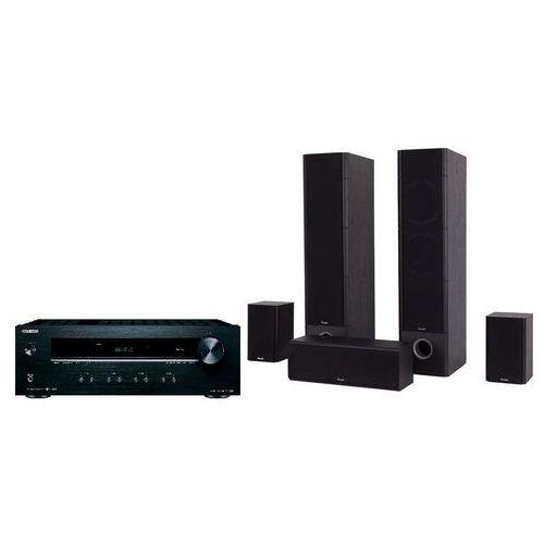 Onkyo Kino domowe tx-8220b + m-audio hts-900 mkii czarny (2908672143811)
