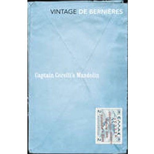 Captain Corellis Mandolin (560 str.)