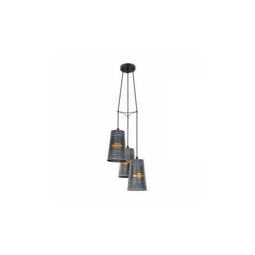 Eglo 43108 - żyrandol na lince honeybourne 3xe27/60w/230v (9002759431082)