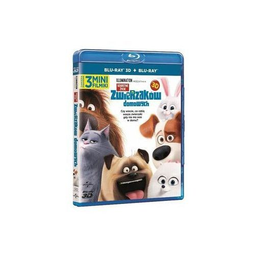 Oxfrod Sekretne życie zwierzaków domowych 3d