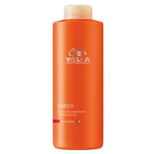 Wella ENRICH MOISTURISING CONDITIONER FOR COARSE HAIR Odżywka nawilżająca do włosów grubych (1000 ml)