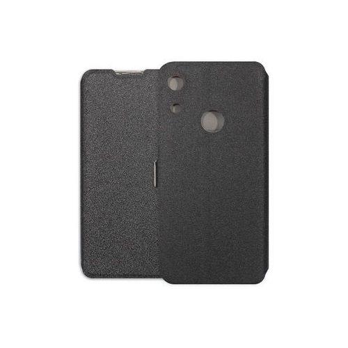 Huawei honor 8a - etui na telefon wallet book - czarny marki Etuo wallet book