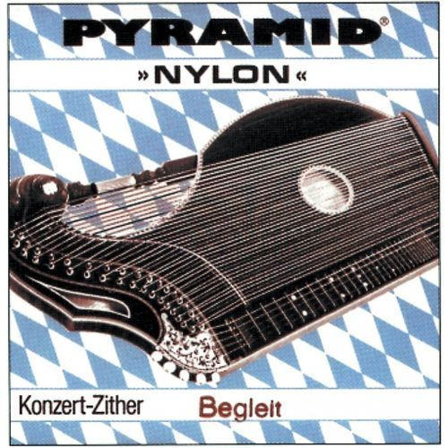 Pyramid (663312) struna do cytry Nylon. Cytra koncertowa - Gis 12.