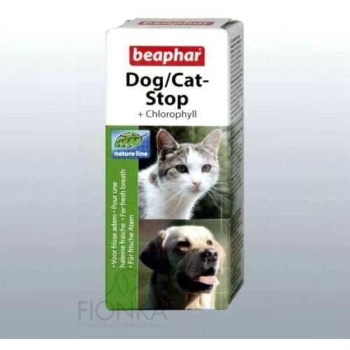 BEAPHAR Dog-Cat Stop Tabletki z chlorofilem preparat na cieczkę 30 tabl. z kategorii Pielęgnacja kotów
