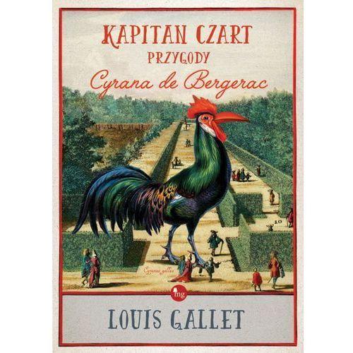 Kapitan Czart Przygody Cyrana de Bergerac, oprawa twarda