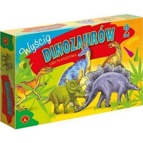 Gra ALEXANDER Wyścig dinozaurów