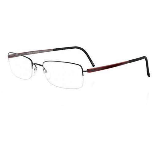Okulary korekcyjne  zenlight nylor 7784 6054 marki Silhouette