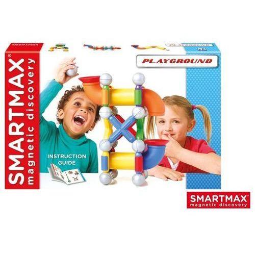 SMARTMAX Plac Zabaw XL - klocki magnetyczne