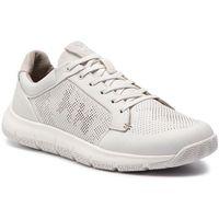 Sneakersy HELLY HANSEN - Skagen Pier Leather Shoe 114-70,011 Off White/Aluminum, w 7 rozmiarach