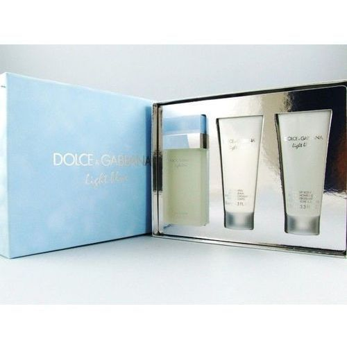 Dolce Gabbana Light Blue 100 ml ZESTAW - Dolce Gabbana Light Blue 100 ml ZESTAW, kup u jednego z partnerów