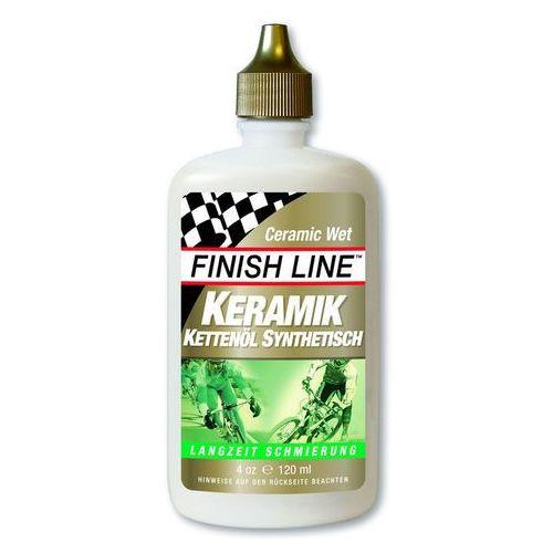 olej łańcuchowy ceramiczny czyszczenie i konserwacja 120 ml lubrykanty marki Finish line