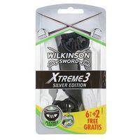 Wilkinson Sword Xtreme 3 Silver Edition maszynki jednorazowe 8 szt.