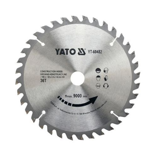 Tarcza YATO YT-60482 (5906083604829)
