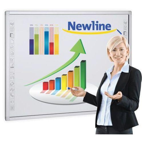 Tablica interaktywna newline truboard ir1078 (przekątna 78 cali) marki Interwrite