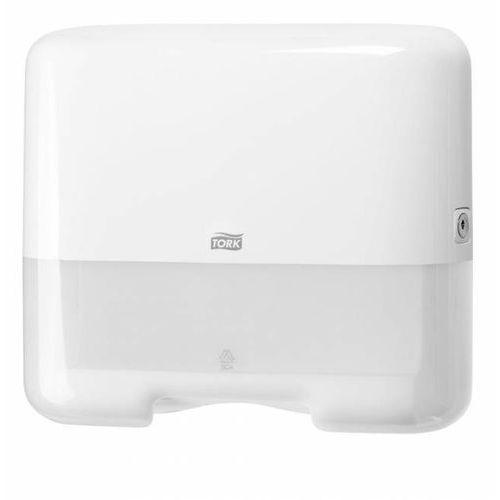 Podajnik do ręczników zz h3 biały - x05415 marki Tork