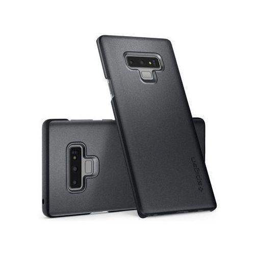 Etui Spigen SGP Thin Fit Samsung Galaxy Note 9 Graphite Gray - Grafitowy, 599CS24567