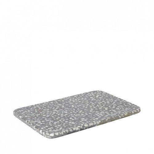 Deska kamienna Omeo 20 x 30 cm szara (4008832656873)