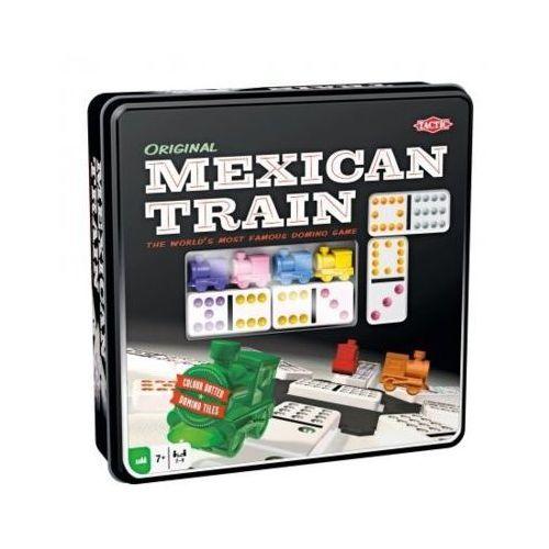 Tactic Gra mexican train w puszcze metalowej (6416739540054)