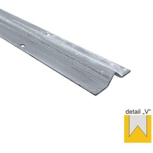 Umakov Osprzet bram zn, 59,5x14,5mm, 90°, l5,7m