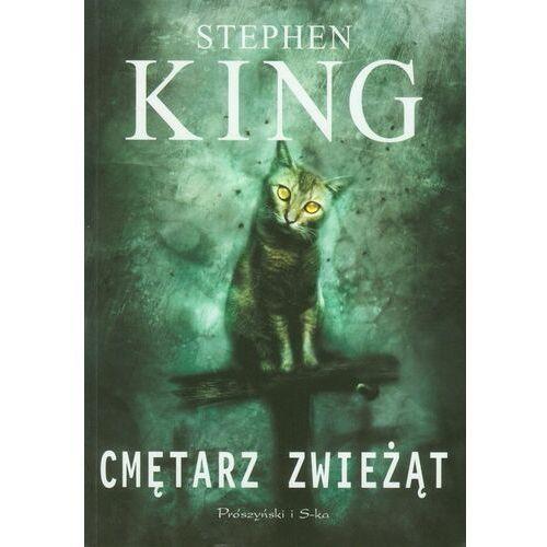 CMENTARZ ZWIEŻĄT WYD.2012 (420 str.)