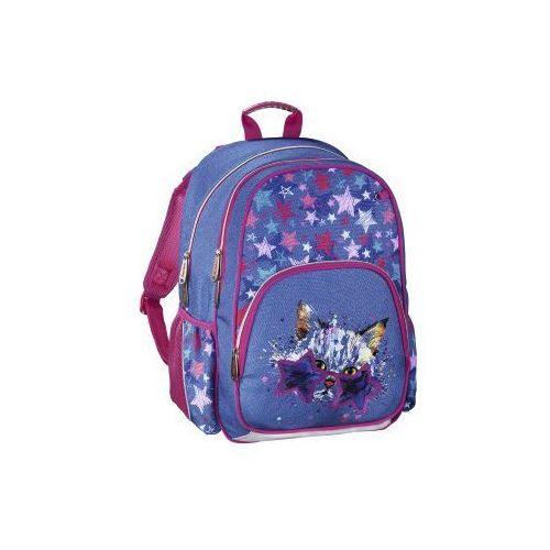 plecak szkolny dla dzieci / crazy cat - crazy cat marki Hama