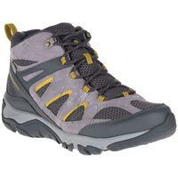 BUTY MERRELL OUTMOST MID VENT WP J09509 SZARY 44