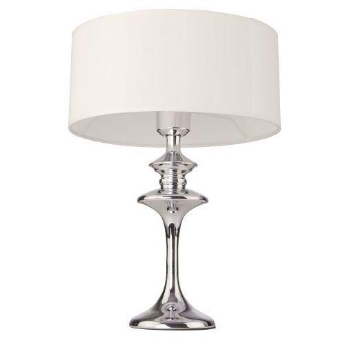 Lampa stołowa ABU DHABI - T01413WH - Cosmo Light - Rabat w koszyku (5902115960413)
