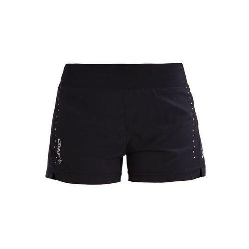 Craft krótkie spodenki sportowe black