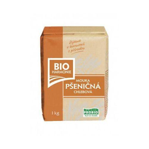 Mąka pszenna typ 750 Chlebowa 1000g BIOHARMONIE