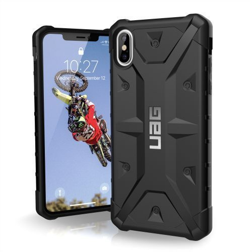 Uag pathfinder - obudowa ochronna do iphone xs max (czarna) marki Urban armor gear