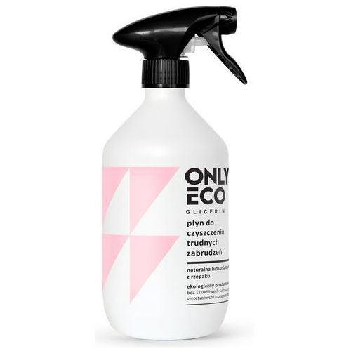 Only eco (środki czystości) Płyn do trudnych zabrudzeń eko 500 ml onlyeco (5902811780711)