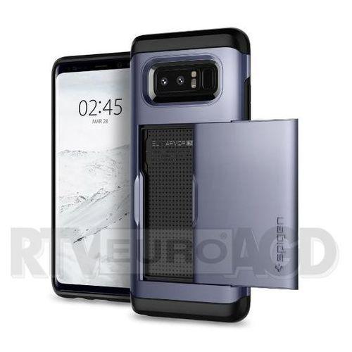 Spigen Slim Armor CS 587CS22073 Samsung Galaxy Note8 (orchid gray), kolor szary