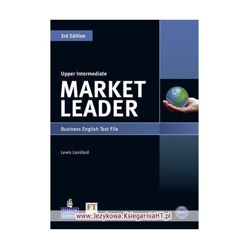 Market Leader 3rd Edition Upper-Intermediate, Test File