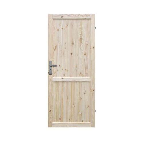 Skrzydło drzwiowe EKO 80 Prawe RADEX, Z18830
