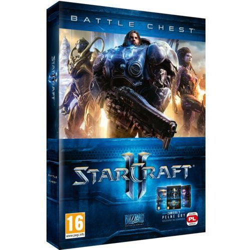 StarCraft 2 Battlechest, gra komputerowa